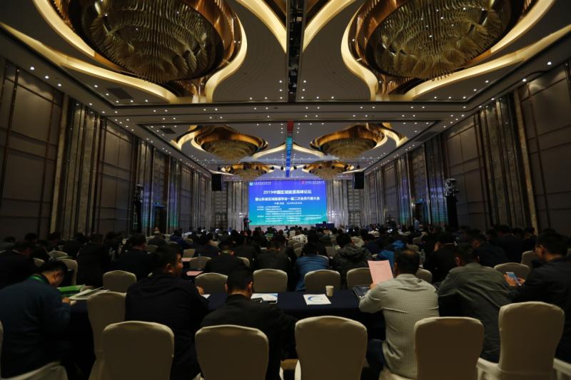 2019中国区域能源高峰论在万博意甲隆重召开